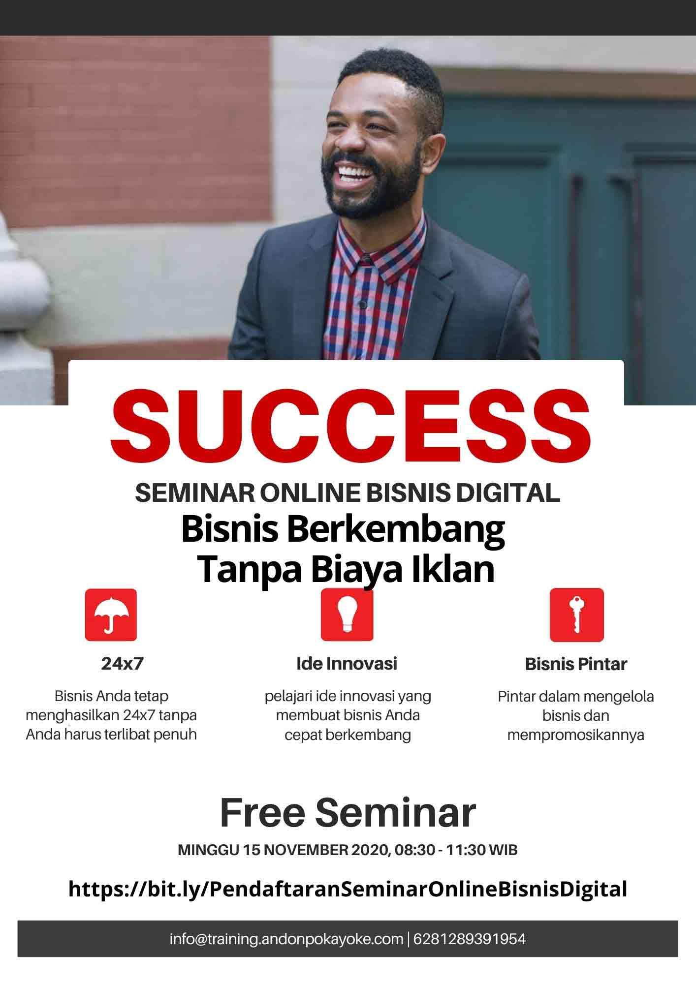 Beajar Bisnis Digital